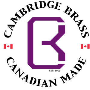 Cambridge Brass - Canadian Made